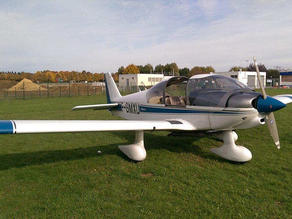 HR200 – F-GMXU
